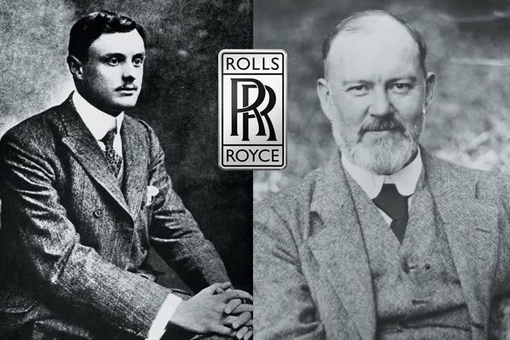 Charles Royce ve Henry Royce