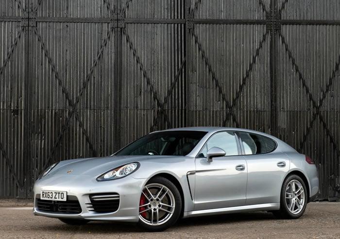 2013 Model Porsche Panamera Dizel