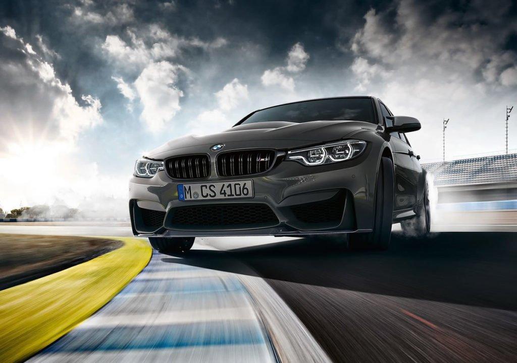 BMW M3 Sedan CS
