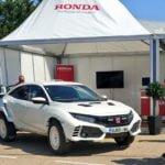 Honda Civic Type-R FK-8 Ralli