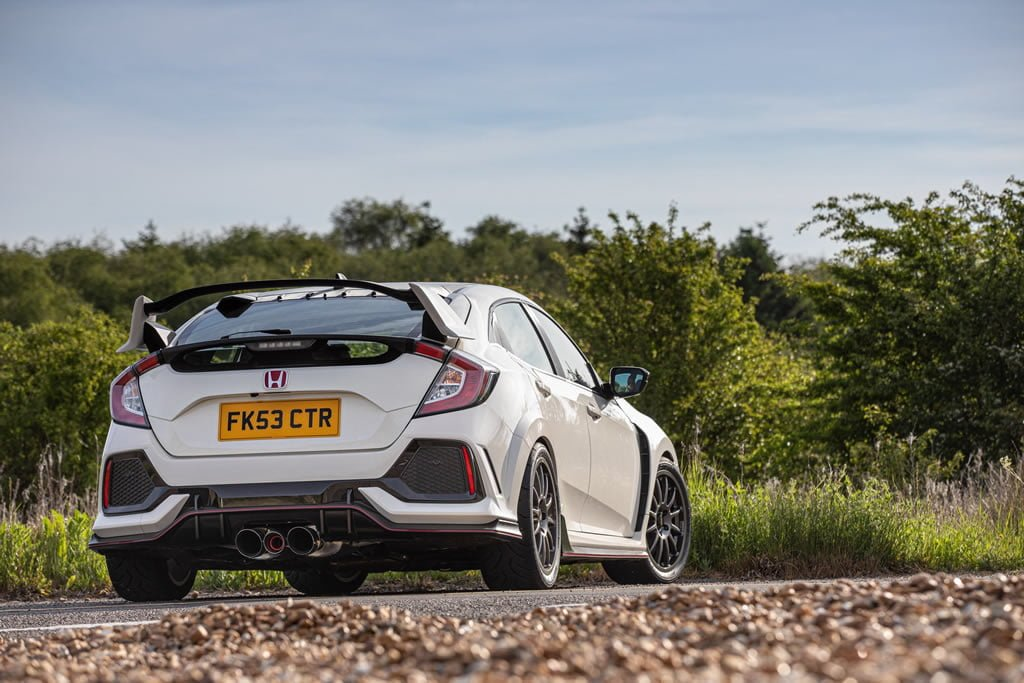 Honda Civic Type-R FK-8