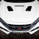Honda Civic Type-R Ralli Aracı