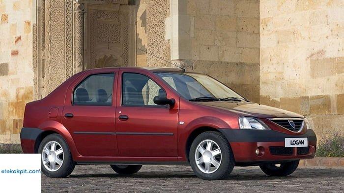 Dacia Logan MK1