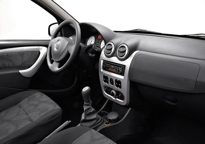Dacia Sandero (MK1) Teknik Özellikleri