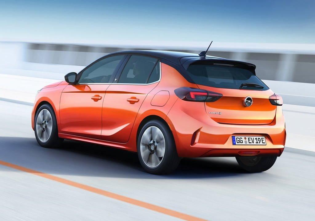 Elektrikli 2020 Opel Corsa-e 0-100 km/s hızlanması