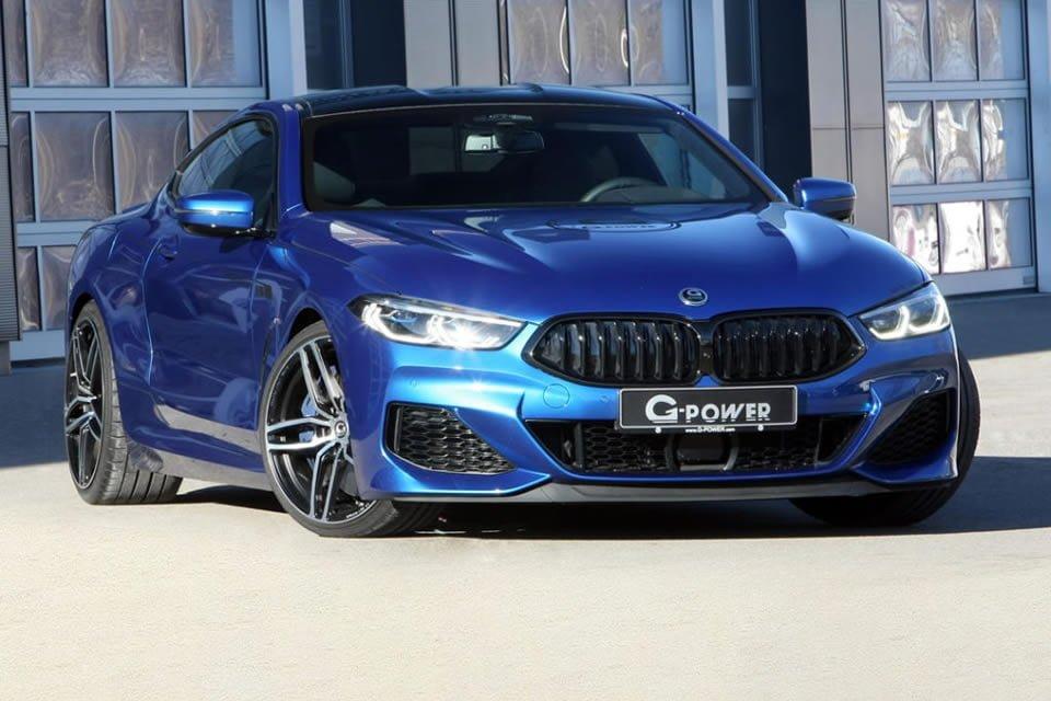 G-POWER 2019 BMW M850i Modifiye