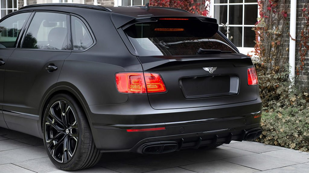 Kahn Design Bentley Bentayg