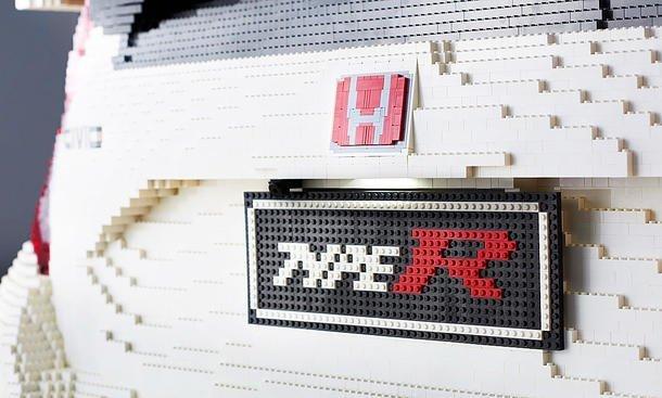 Lego Honda Civic Type-R 1:1