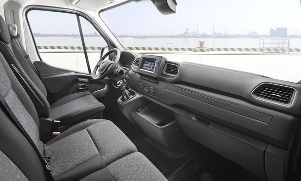 Makyajlı 2019 Opel Movano Özellikleri