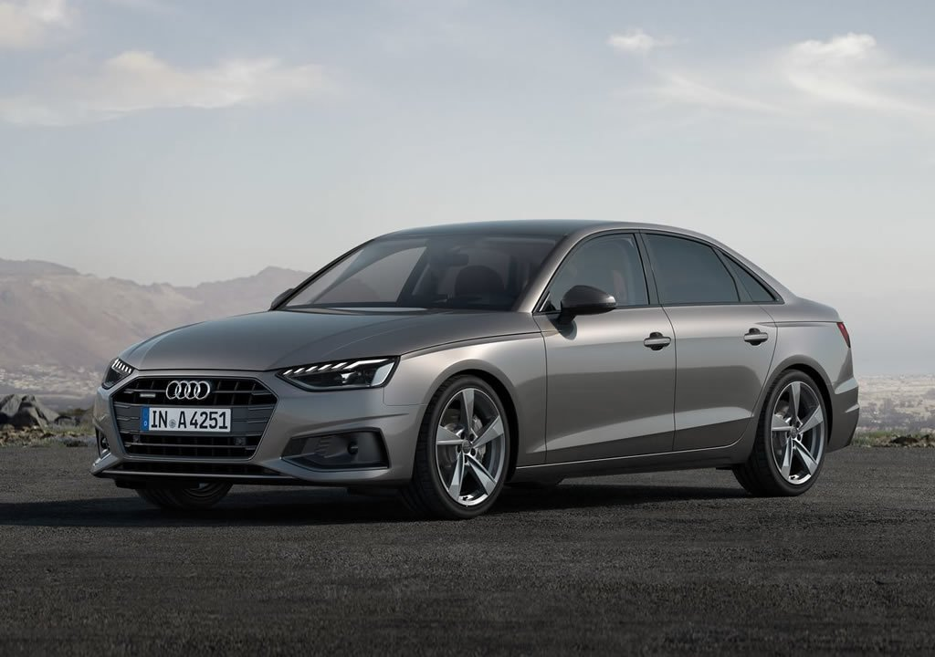 Makyajlı 2020 Audi A4