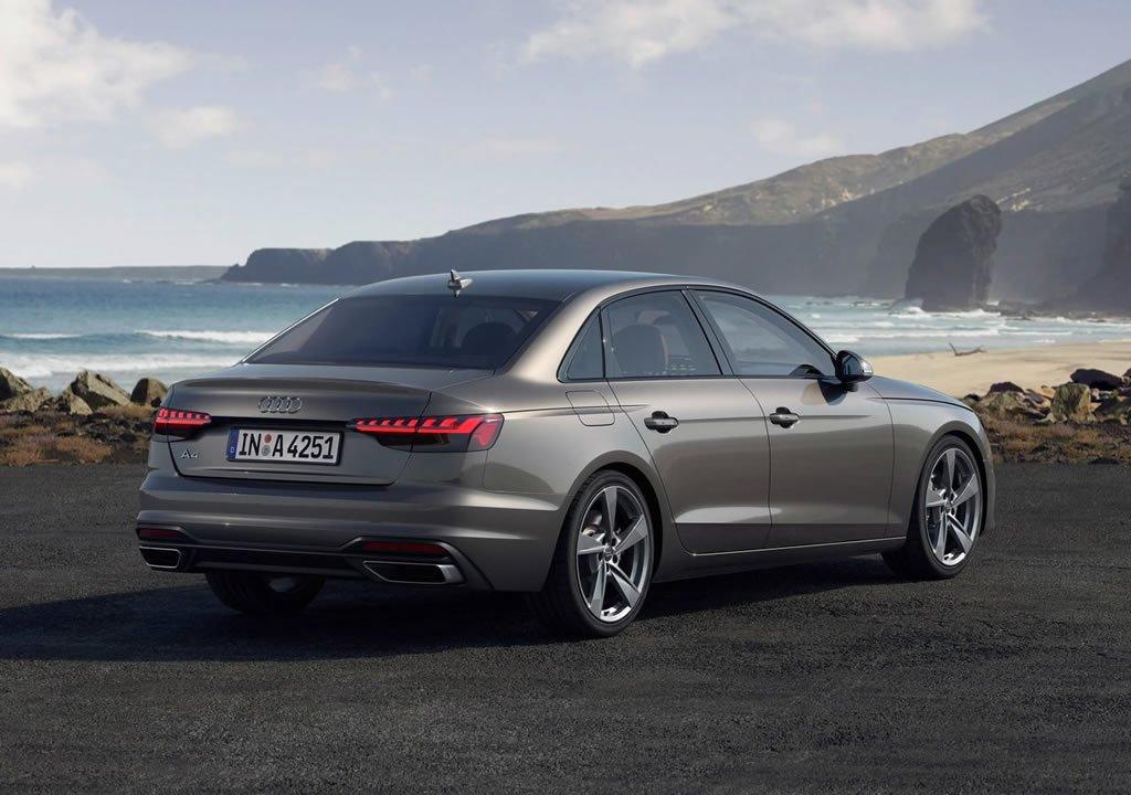 Makyajlı 2020 Audi A4 Teknik Özellikleri