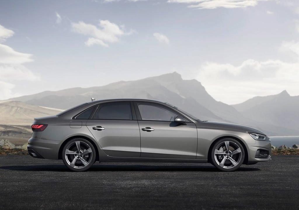 Makyajlı 2020 Audi A4 Donanımları