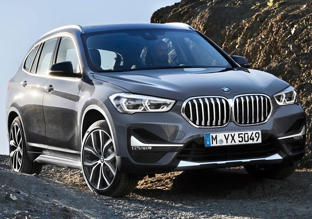 Makyajlı 2020 BMW X1