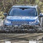 Makyajlı 2020 Land Rover Discovery Sport Sudan Geçiş Yüksekliği