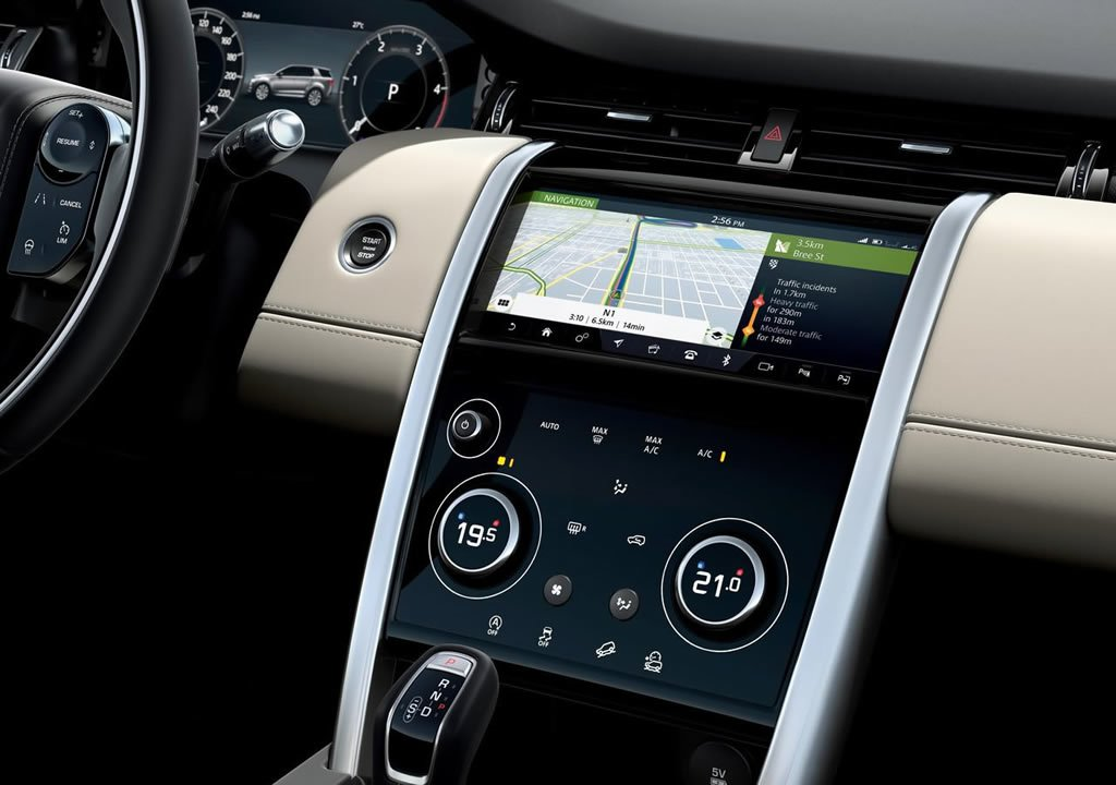 Makyajlı Land Rover Discovery Sport Fiyatı
