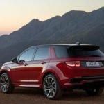 Makyajlı 2020 Land Rover Discovery Sport Türkiye Fiyatı