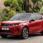 Makyajlı 2020 Land Rover Discovery Sport