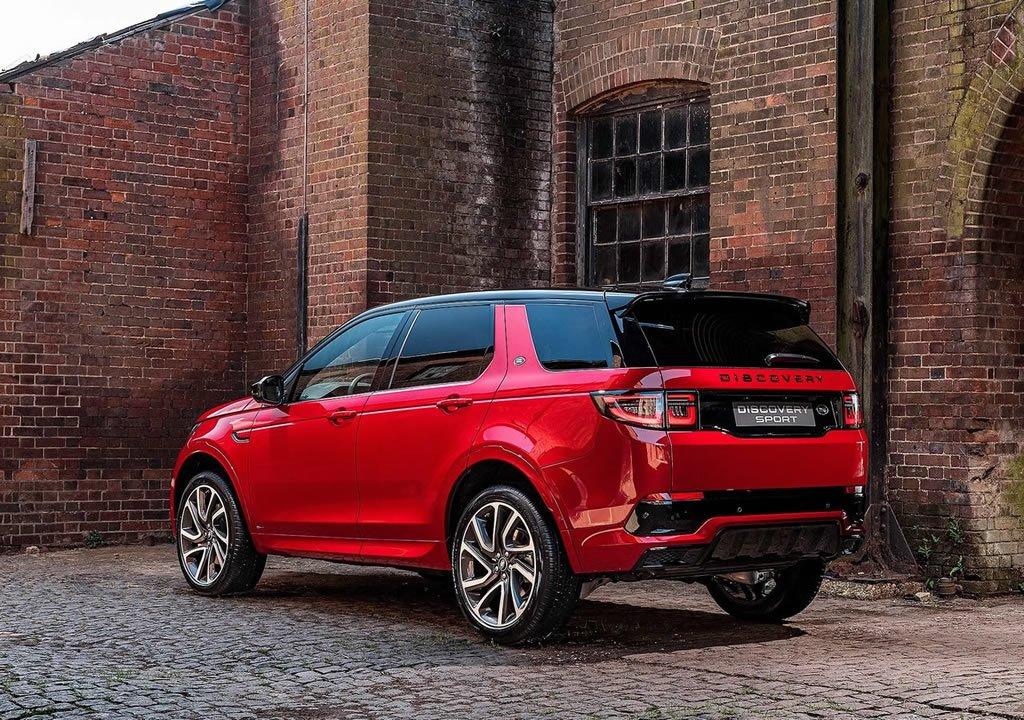 Makyajlı 2020 Land Rover Discovery Sport Donanımları