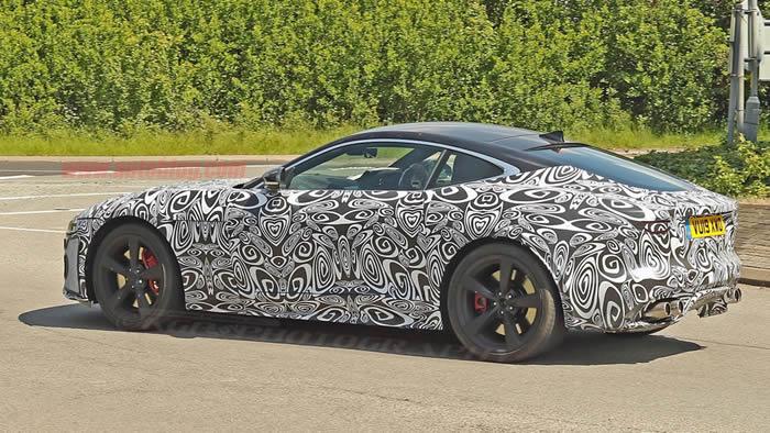 Makyajlı 2021 Jaguar F-Type Ne Zaman Çıkacak?