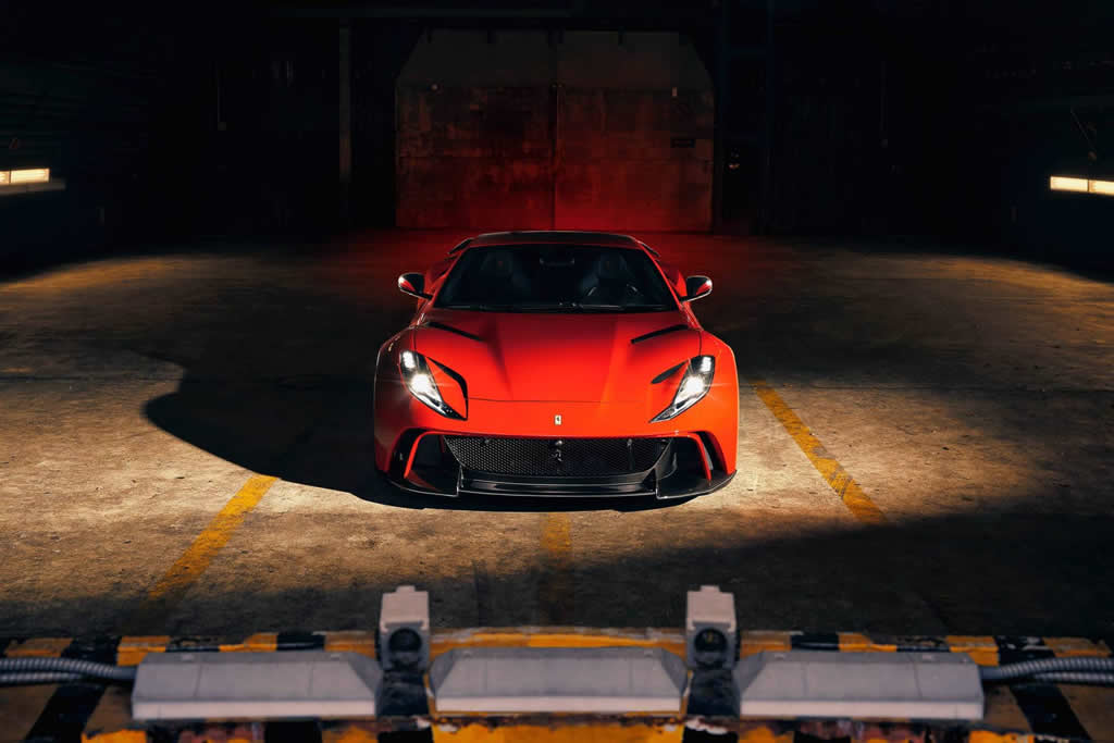 2019 Novitec N-Largo Ferrari 812 Superfast