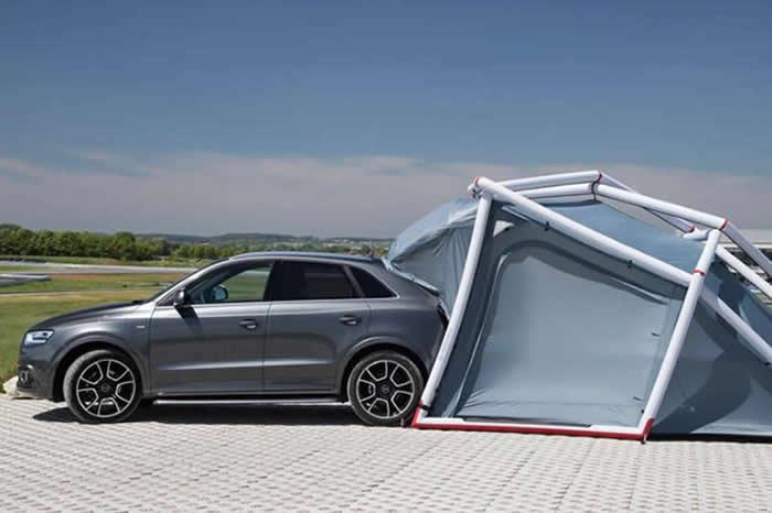 Audi Q3 Kamp Çadırı