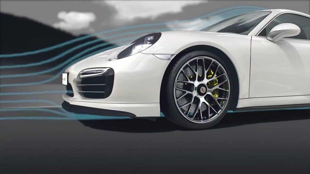 Porsche Aktif Aerodinamik Özelliği Nedir?