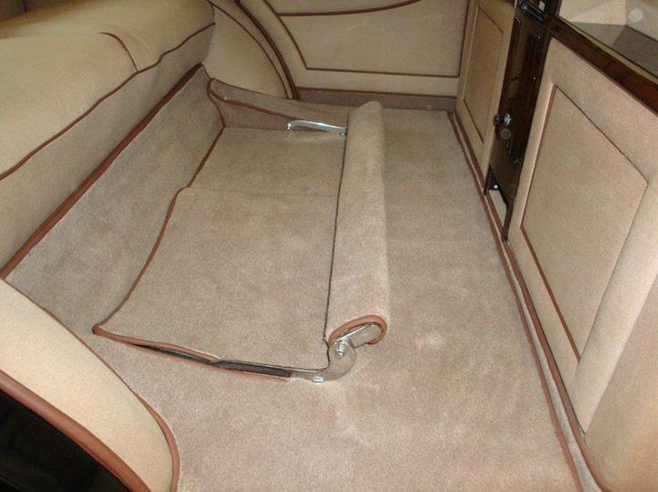 Rolls-Royce Halısı