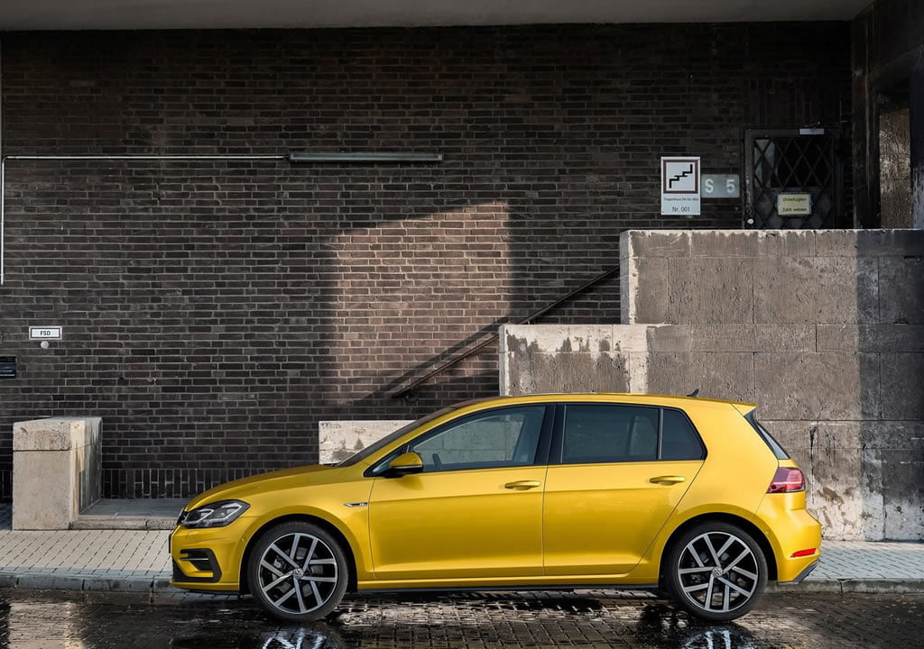 Volkswagen Golf 1.0 TSI Teknik Özellikleri