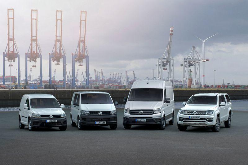 Volkswagen Ticari Araç Satışı 2019