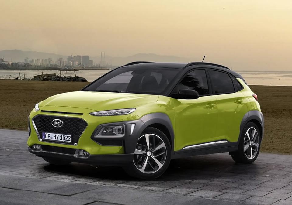 Hyundai Kona 1.6 (CRDi) Dizel Fiyatı