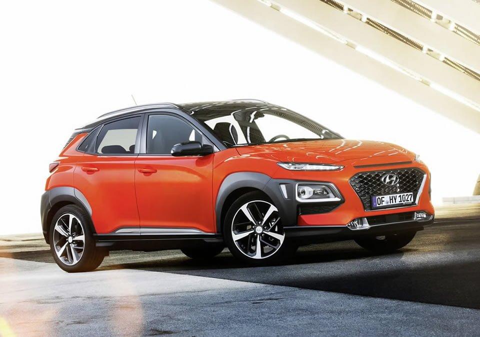 Hyundai Kona 1.6 (CRDi) Dizel Türkiye
