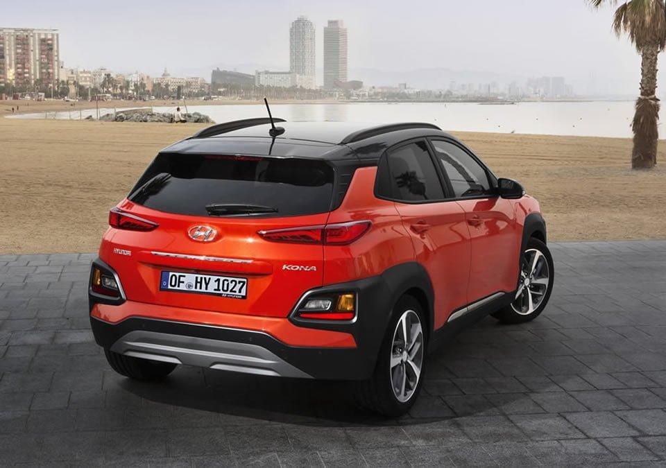 Hyundai Kona 1.6 Dizel