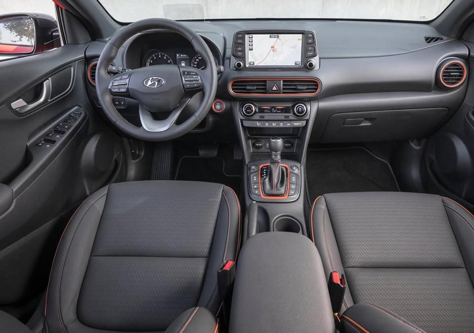 Hyundai Kona 1.6 Dizel Kokpiti
