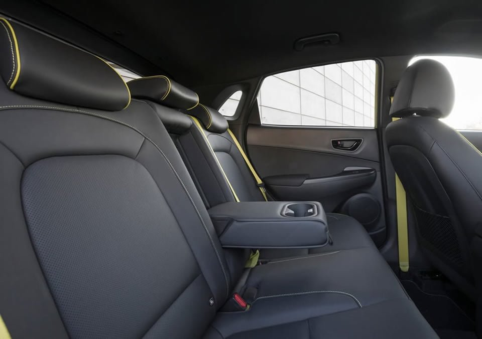 Hyundai Kona 1.6 Dizel Fotoğrafları