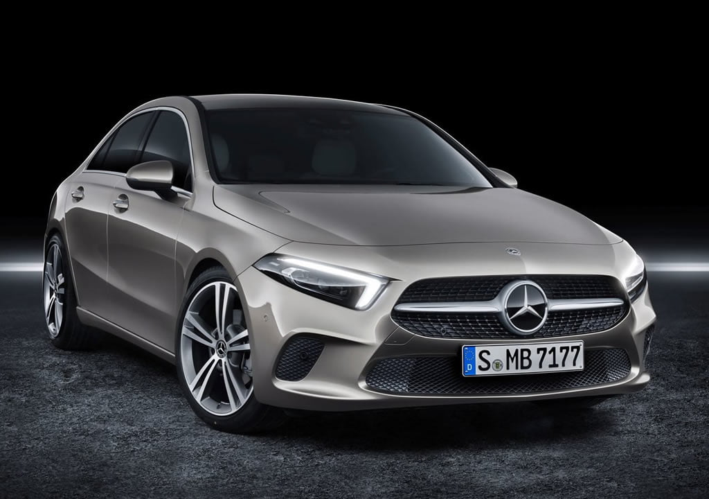 Yeni Mercedes A Serisi Sedan