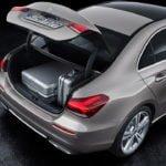 Yeni Mercedes A 180d Sedan
