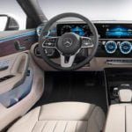 Yeni Mercedes A Serisi Sedan Kokpiti