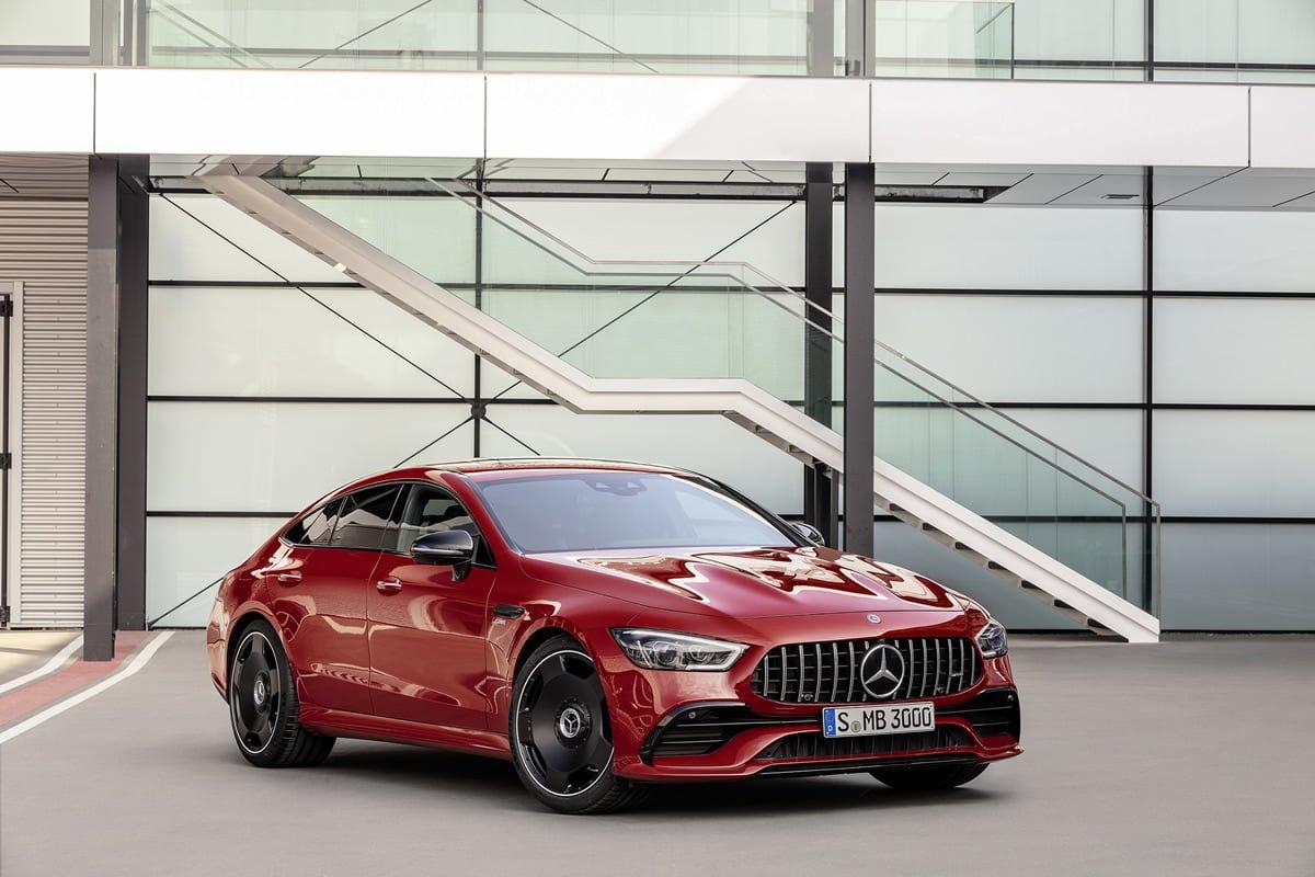 Yeni Mercedes-AMG GT 4 Kapılı Coupe Türkiye