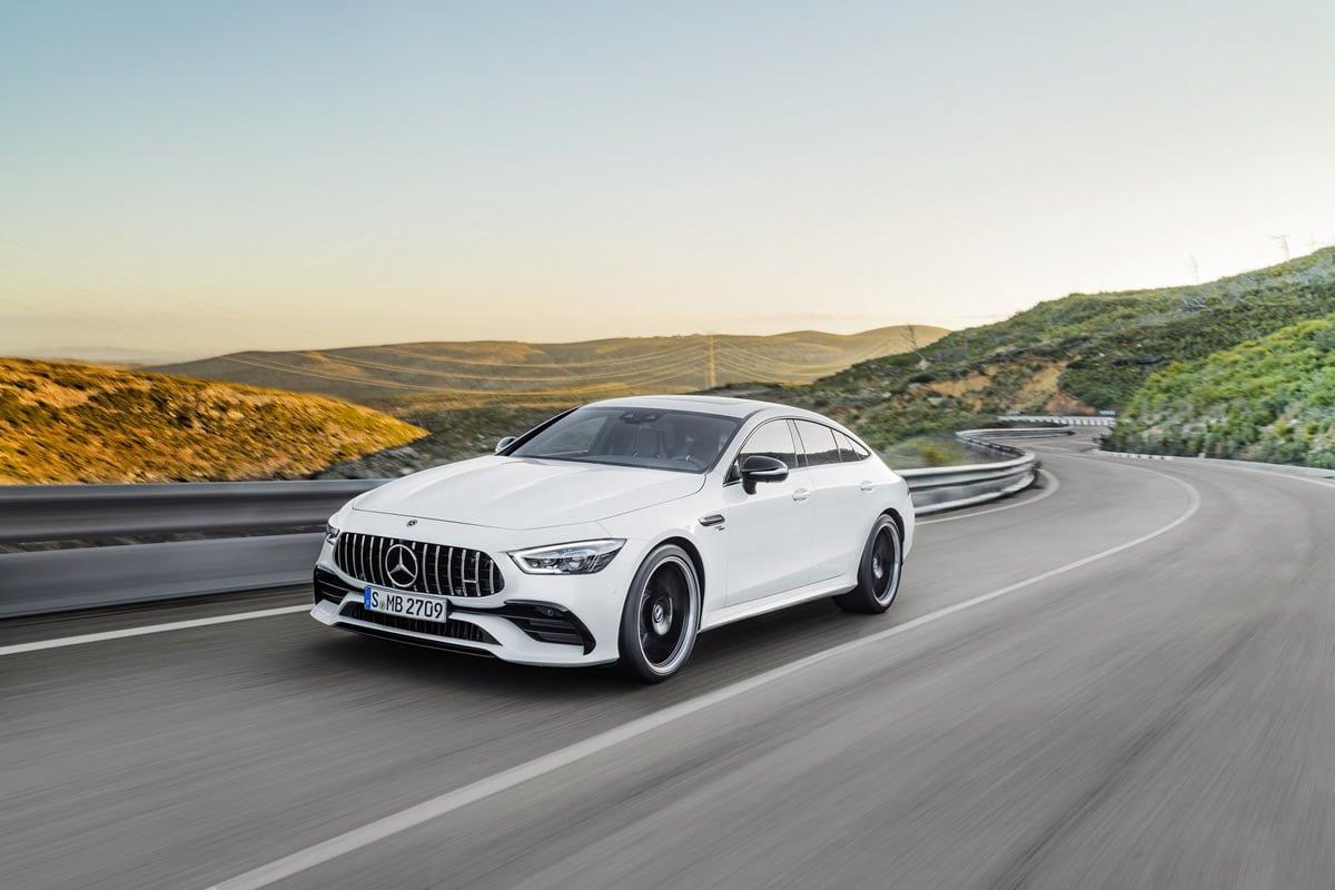 Yeni Mercedes-AMG GT 4 Kapılı Coupe