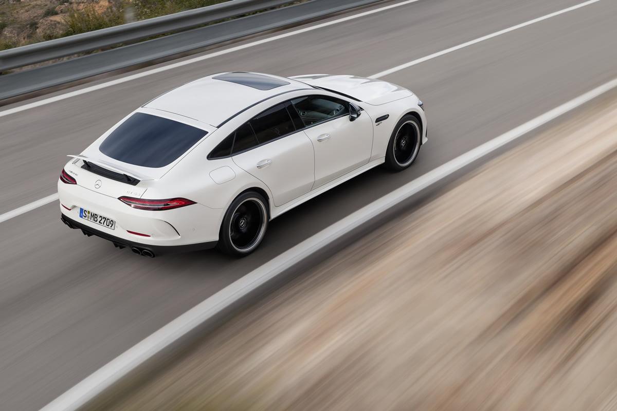 Yeni Mercedes-AMG GT 4 Kapılı Coupe Fiyatı