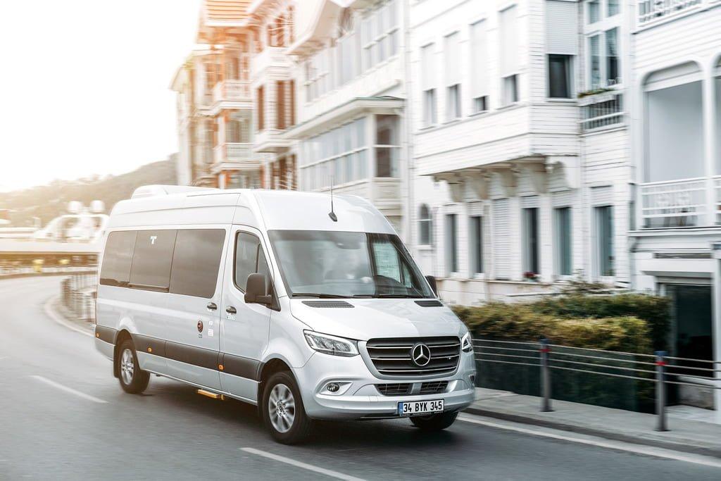 Yeni Mercedes Sprinter Okul Fiyatı