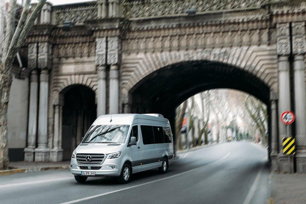 Yeni Mercedes Sprinter Servis Fiyatı