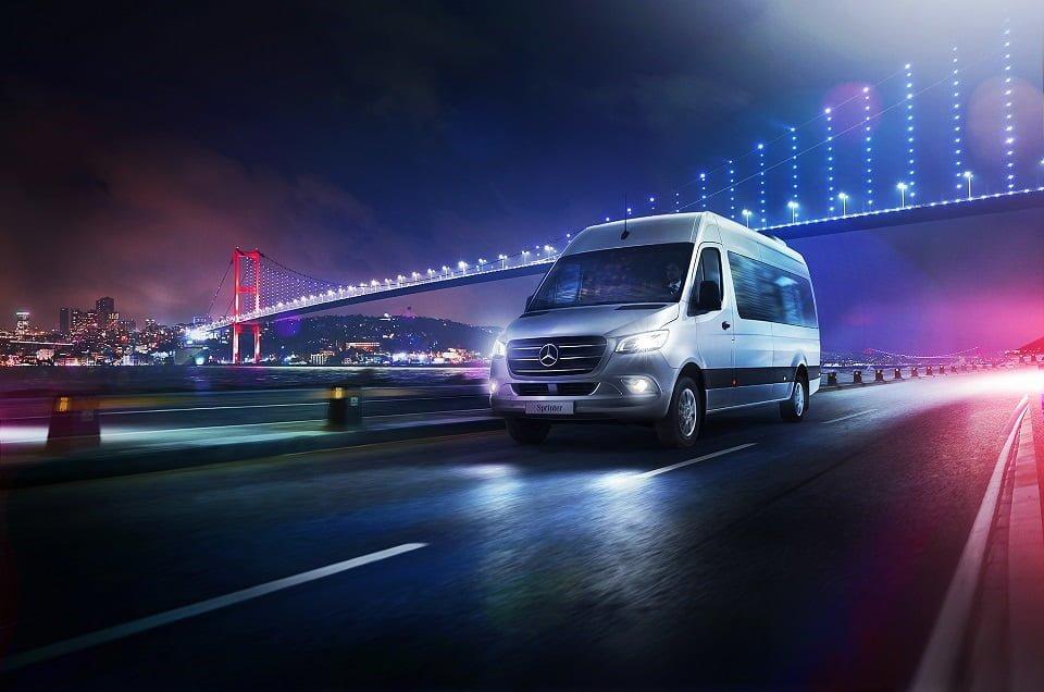 2019 Yeni Mercedes Sprinter Donanımları