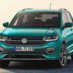 Yeni Volkswagen T-Cross