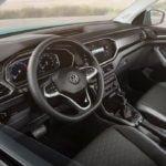 Yeni Volkswagen T-Cross İçi