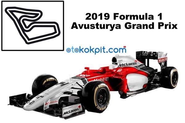 2019 Formula 1 Avusturya Grand Prix Hangi Gün