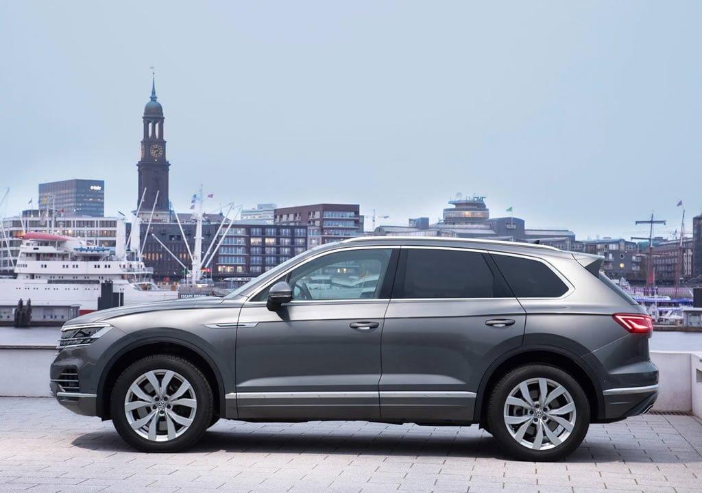 2019 Volkswagen Touareg V8 TDI Donanımları