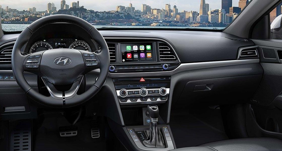 Makyajlı 2019 Hyundai Elantra Donanımları