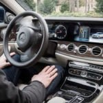 2019 Yeni Mercedes E 350 Kokpiti