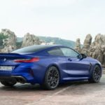 2020 BMW M8 Competition Coupe Özellikleri